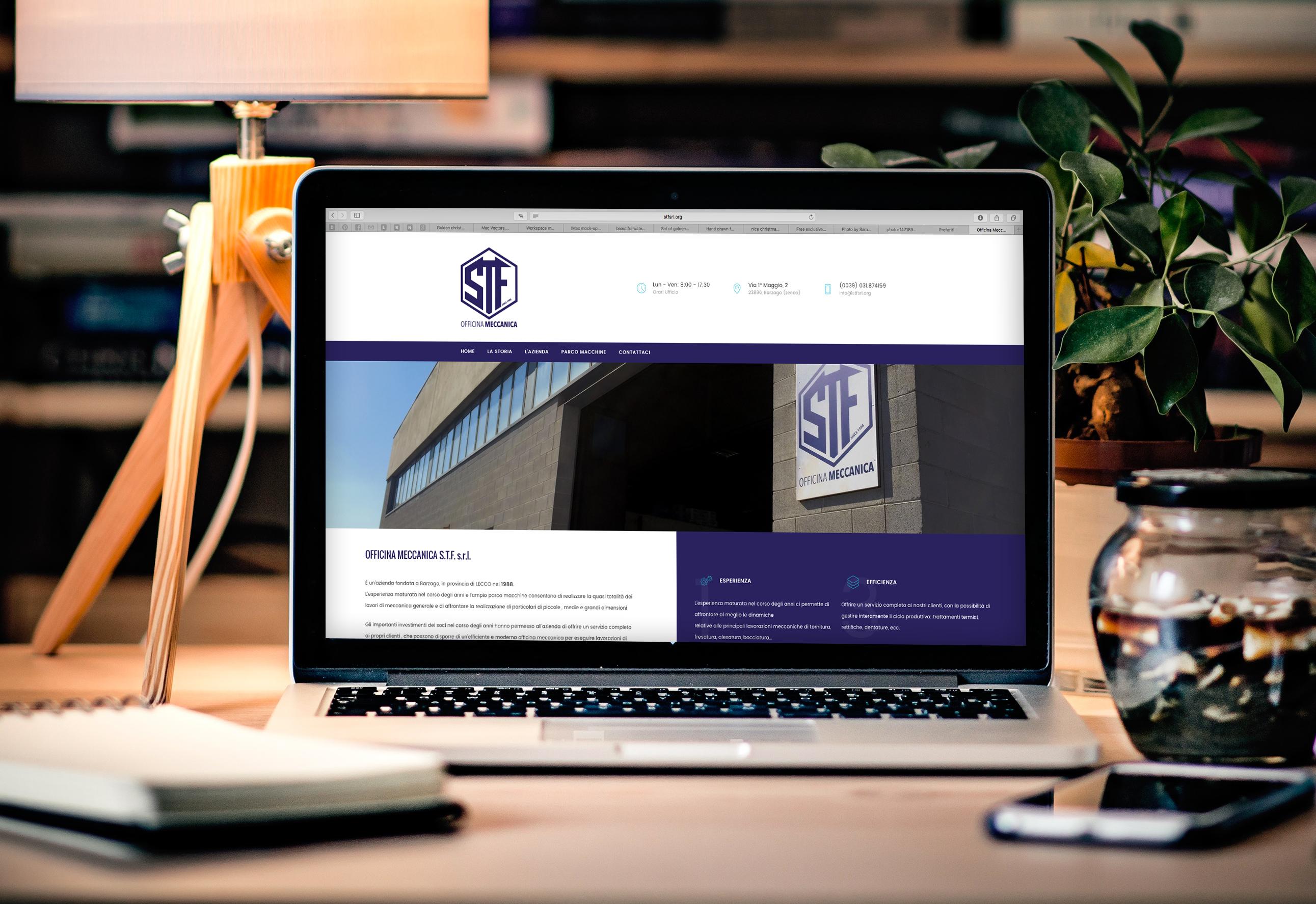 Agenzia Web e Graphic Design | Lilium Studios_Stf_sito