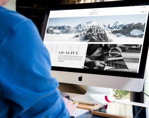 Agenzia Web e Graphic Design | Lilium Studios-ZeroSki